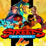 Streets of Rage 4 Cover PC