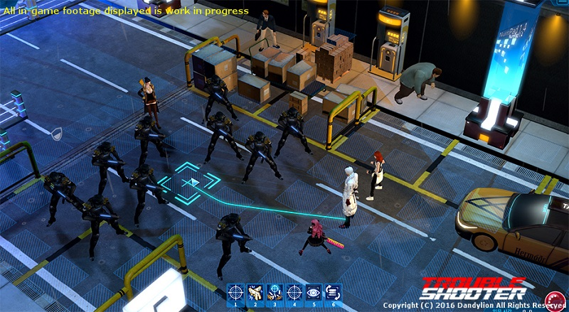 Troubleshooter Gameplay 2020