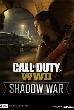 CALL OF DUTY WWII SHADOW WAR