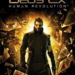Deus Ex Human Revolution PC cover