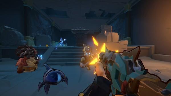 Gunfire Reborn Gameplay pc