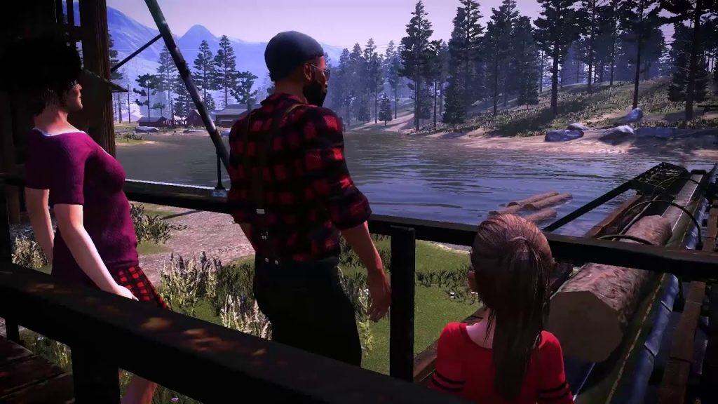 Lumberjacks Game PC 2020