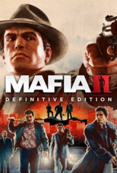 MAFIA II DEFINITIVE EDITION 2020