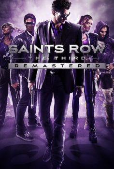 SAINTS ROW THE THIRD REMASTERED 2020