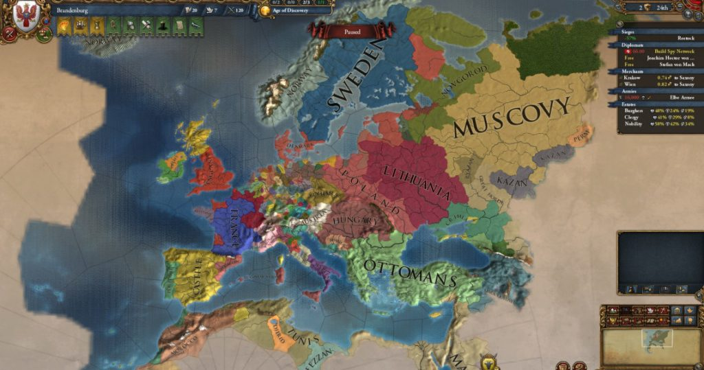 Descargar Europa Universalis IV Emperor PC | Juegos Torrent PC