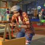 Gameplay de Sims 4 Vida ecologica pc