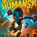Destroy All Humans Cover pc 2020