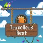 Cover Travellers Rest PC