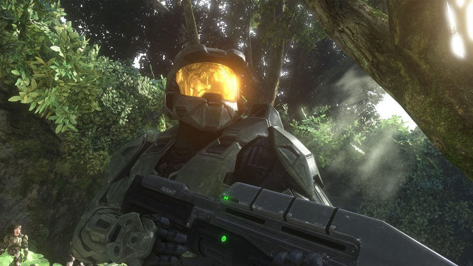 Halo 3 gameplay español