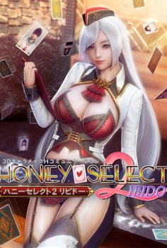 HONEY SELECT 2 LIBIDO