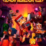 Cover Minecraft Dungeons PC