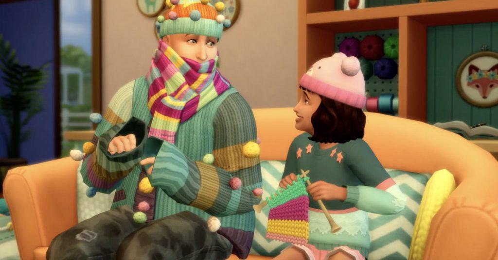 Portentos del Punto Sims 4 gameplay