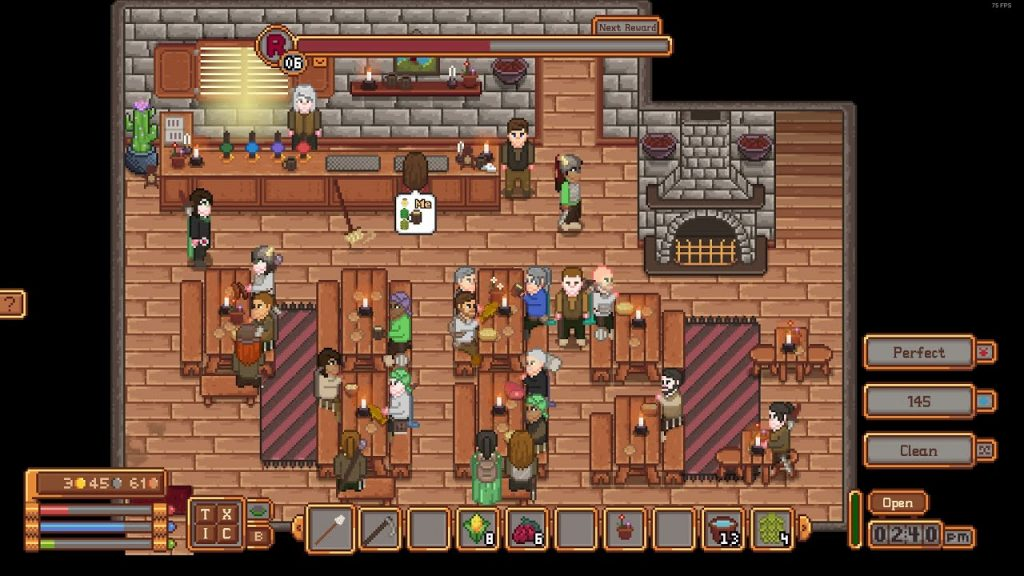 Travellers Rest Gameplay PC