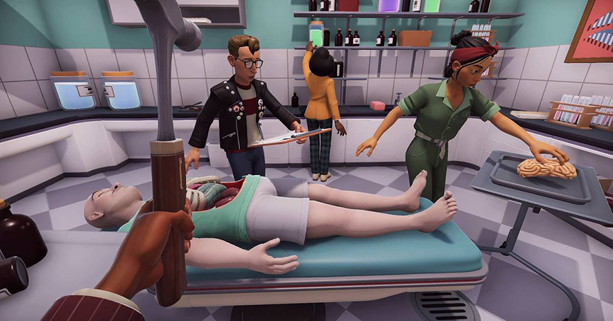 Surgeon Simulator 2 Online Gameplay