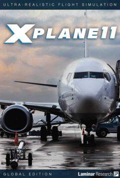 X-PLANE 11 V11.50 R3 CON 6 DLC