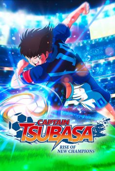 CAPTAIN TSUBASA RISE OF  NEW CHAMPIONS DELUXE EDITION MONTH ONE