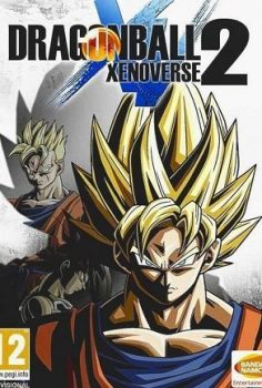 DRAGON BALL Z XENOVERSE 2 ONLINE V1.15.01