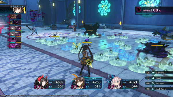 Death end re quest 2