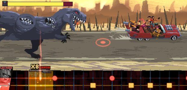 Double kick heroes gameplay pc