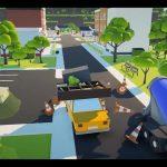 Radical Relocation Gameplay español