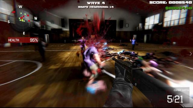 Simp Slayer gameplay pc