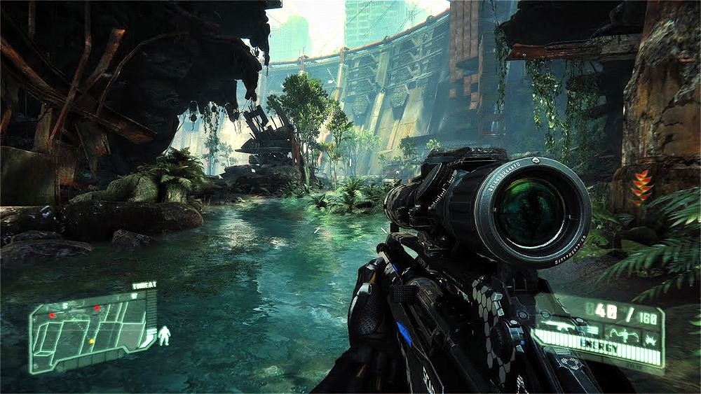 Crysis 3 Deluxe Edition Gameplay PC Español