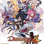 Disgaea 4 Complete Plus Cover Pc