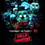 FNAF Cover PC Help Wanted Sin VR