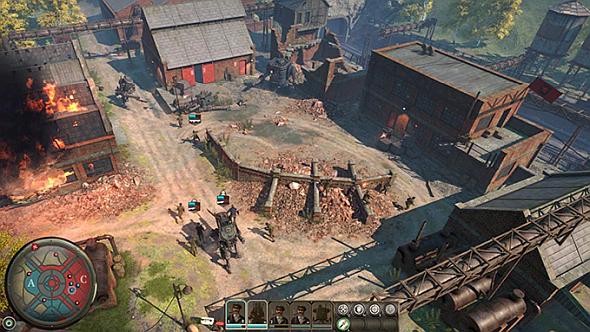 Gameplay de Iron Harvest PC