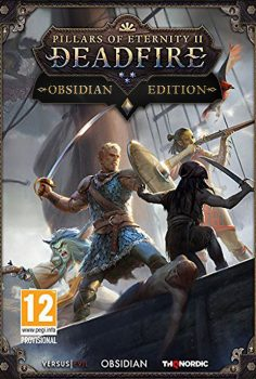 PILLARS OF ETERNITY 2 DEADFIRE 5.0 – OBSIDIAN EDITION