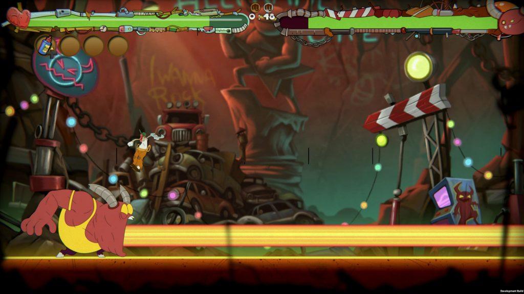 Gameplay de Redneck Ed Astro Monsters Show PC