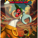 Redneck Ed Astro Monsters Show Cover PC