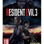 Resident Evil 3 Cover PC