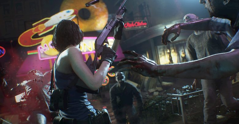 Gameplay de Resident Evil 3 Remake PC