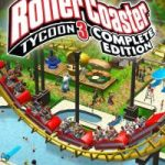 RollerCoaster Tycoon 3 Cover PC Complete Edition 2020