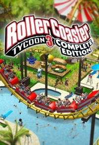 ROLLERCOASTER TYCOON 3 COMPLETE EDITION 2020