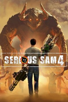 SERIOUS SAM 4 ONLINE DELUXE EDITION