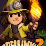 Spelunky 2 Cover PC