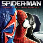Spiderman Shattered Dimensions Cover PC