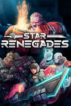 STAR RENEGADES THE IMPERIUM STRIKES BACK