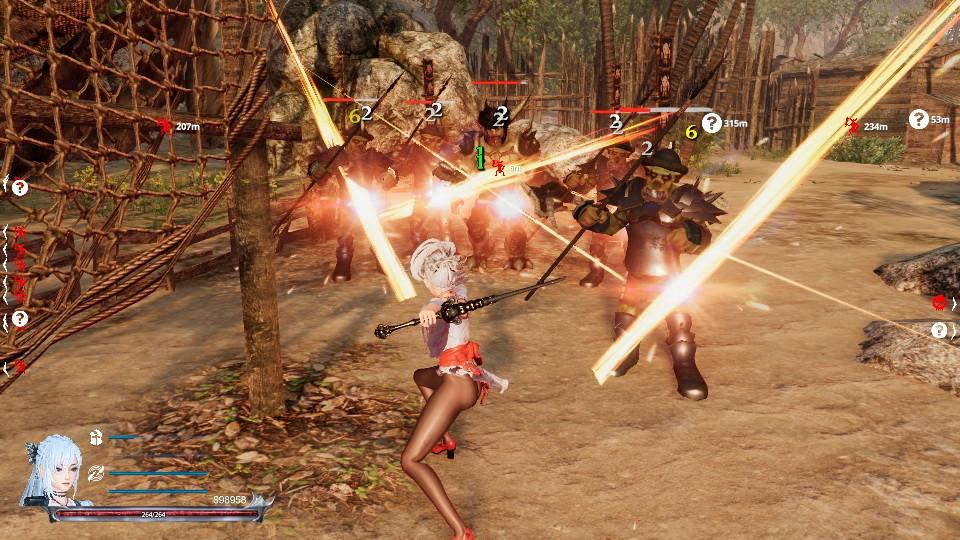 Sword X Hime Gameplay para PC 2020