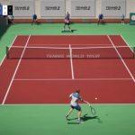 Gameplay de Tennis World Tour 2 PC