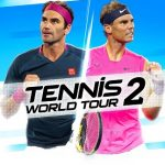 Tennis World Tour 2 Cover PC