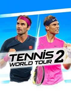 TENNIS WORLD TOUR 2 ONLINE
