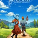 The Girl of Glass Cover Art PC