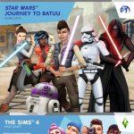 Los Sims 4 Star Wars Viaje a Batuu Cover PC