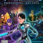 Trollhunters Defenders of Arcadia Cover PC