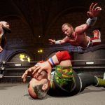 Gameplay de WWE 2K Battlegrounds para pC