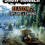 Cover PC de Snowrunner Season 2 Explore and expand