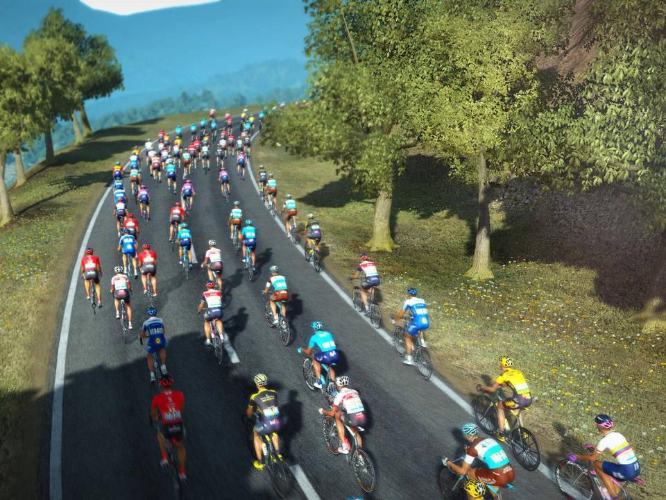 Tour de France Gameplay 2020